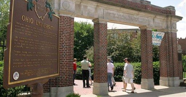 Ohio University Journalism Student Arrested For Fabricating Death Threat Against Herself