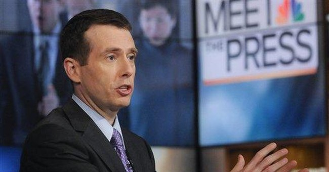Former Obama Campaign Manager David Plouffe Predicts Historic Levels of Turnout in Election for Trump, Big Trouble for Biden