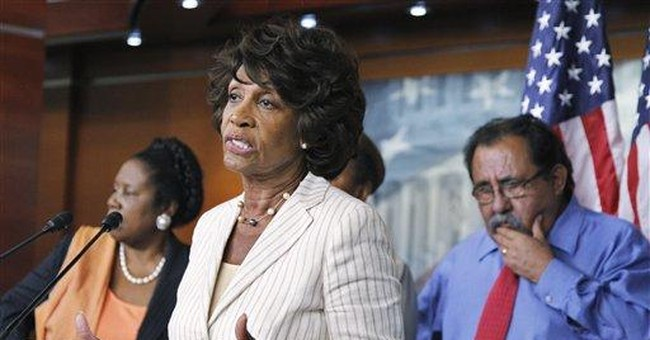 The Danger of Maxine Waters Running the Banks is Real