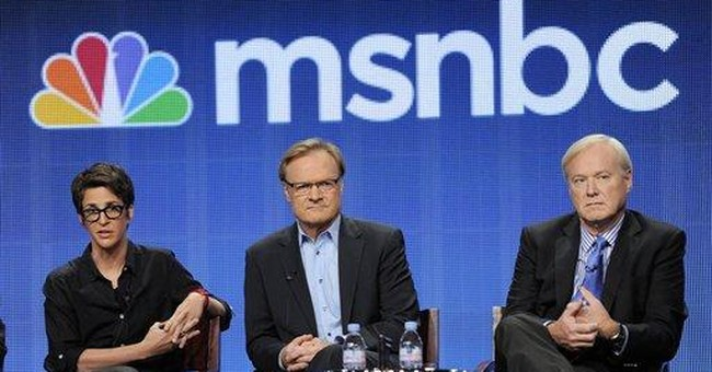 "MSNBC Tweets (Then Deletes) About Right Wingers ""Hating Bi-Racial Families"""