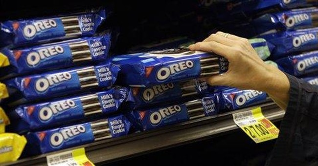Courageous Cookie: Oreo Dips Itself Into the Equality Act, Tells America 'Trans People Exist'