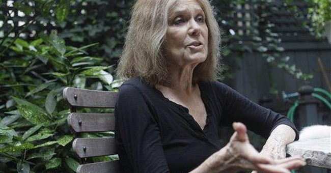 Gloria Steinem To Cross The 38th Parallel In May – Go Right Ahead, Lady
