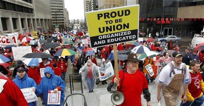 Lawsuit Against Mandatory Union Dues Moves Forward in California