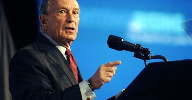Bloomberg News Will Not Investigate Democratic Candidates, Only Trump