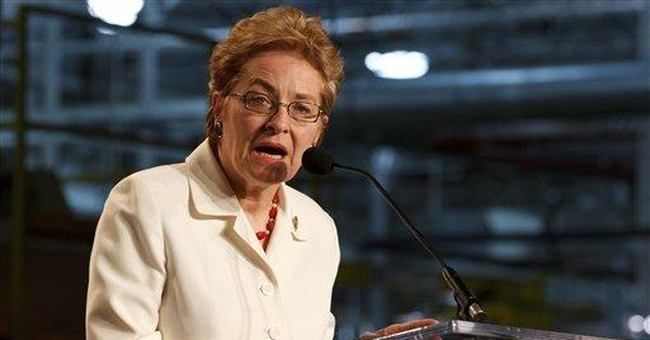 Rep. Marcy Kaptur calls the way women dress