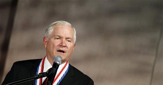 Good News For Obama: Robert Gates Supports Military Intervention in Syria