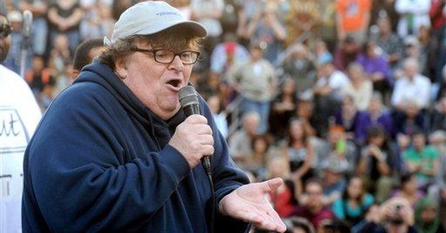 Michael Moore, Michigan Sniper