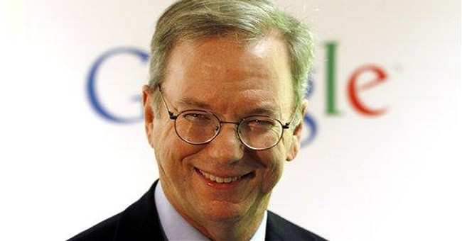 Insanity Wrap Says Goodbye and Good Riddance to Eric Schmidt