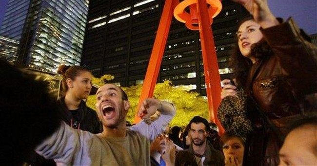Occupy Wall Street Can't Get a Fair Trial