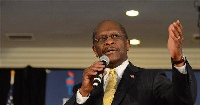 Trump says Cain has withdrawn from consideration for Fed Board seat