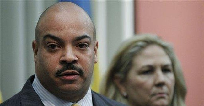 "Democratic Prosecutor Calls Obama's DOJ Nominee Unfit Due to ""Extremist Cop Killer"" Advocacy"