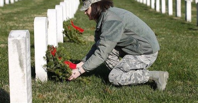 Lack of Funding Will Leave 30,000 Graves at Arlington Cemetery Wreathless