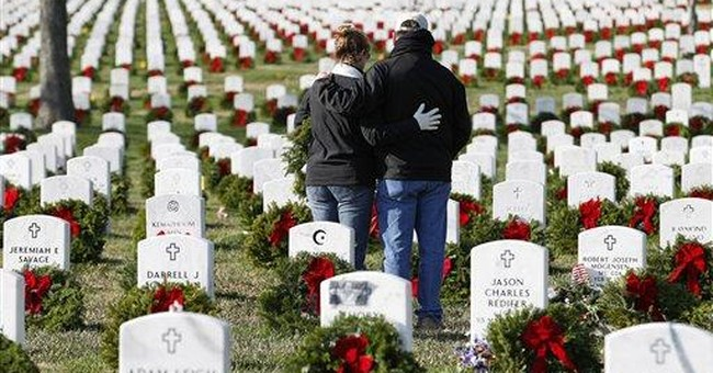 Shameful: On Veterans Day, DC Metro Will Cater to Rock Concert Over Arlington Cemetery