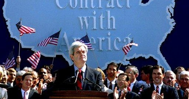 Time For A New Contract With America