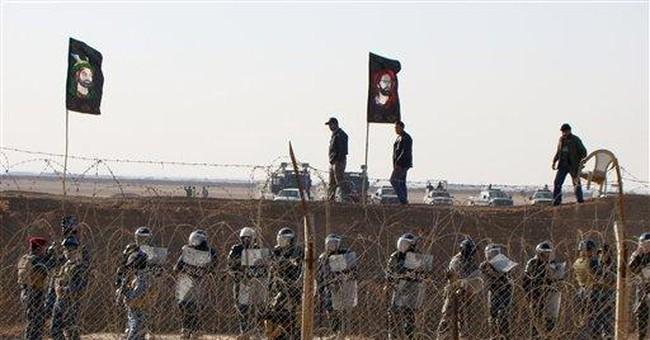 Remember Camp Ashraf: Support The Struggle for Human Rights