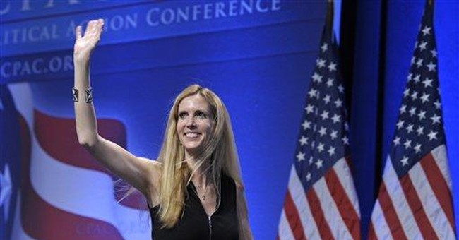 Ann Coulter: The Latest Victim in the Berkeley Free Speech Fight
