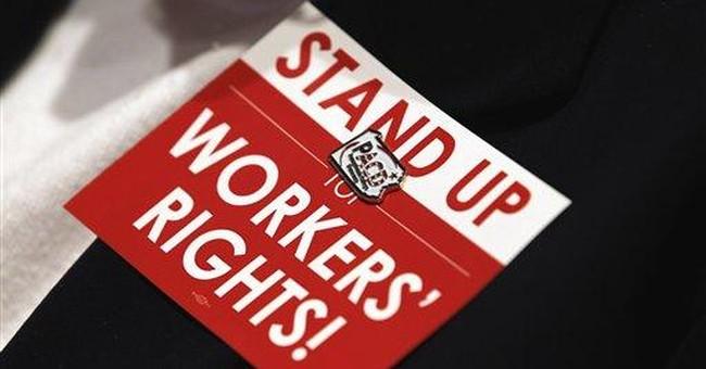 Leftists Harm Workers