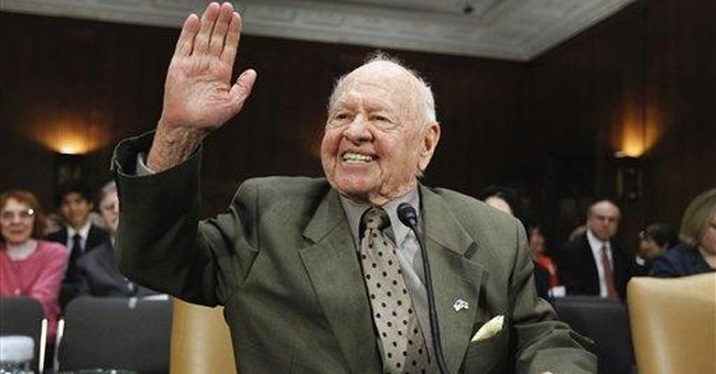 Mickey Rooney's Greatest Roles: Patriot and Man of Faith
