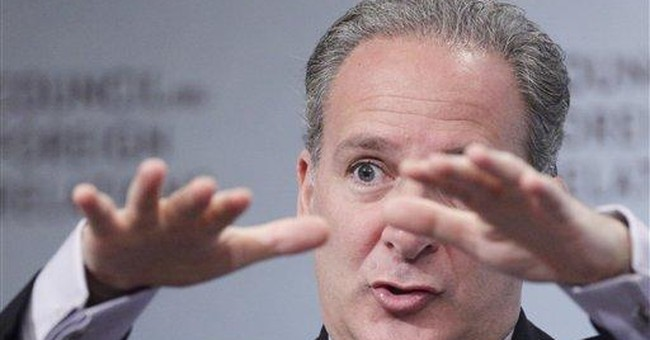 """Gold """"What If?"""" Silliness From Peter Schiff"""
