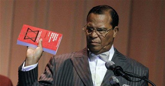 Taxpayers Have Been Sponsoring Farrakhan's Nation of Islam for Decades