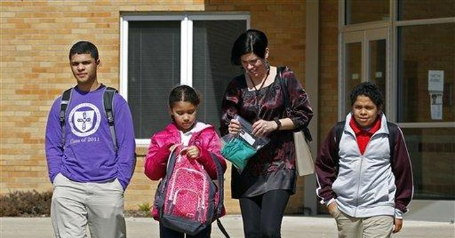 Dem Poll: Nearly 70 Percent Support School Choice