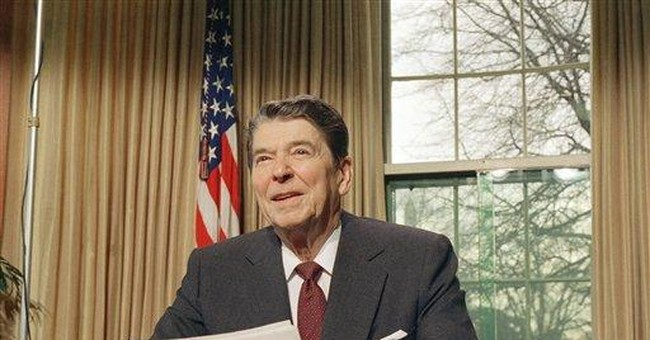 "The Reagan Resolve, Part I: ""A Fundamentally Different Course"""