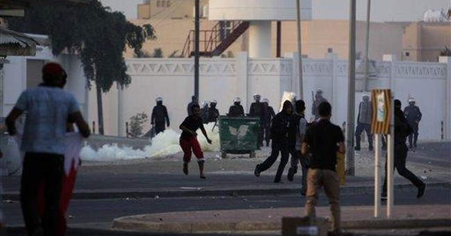 Clashes follow teen protester's funeral in Bahrain