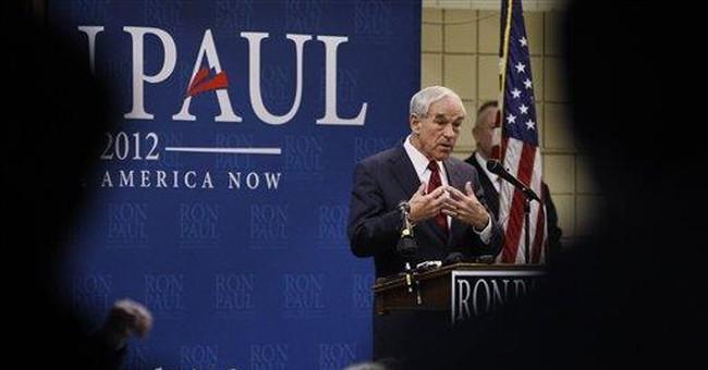 Paul at home in Texas on weekend before Iowa vote