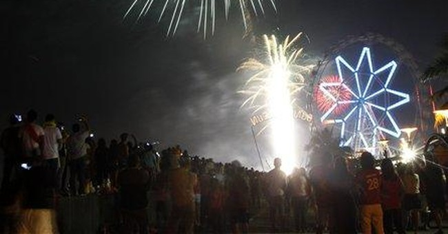 New Year firecrackers injure nearly 500 Filipinos