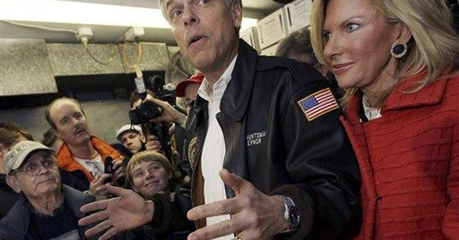 Huntsman hopes to build steam in NH primary
