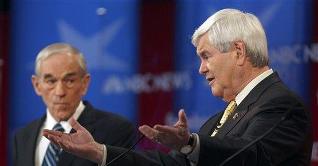 FACT CHECK: Did Gingrich shirk military duty?