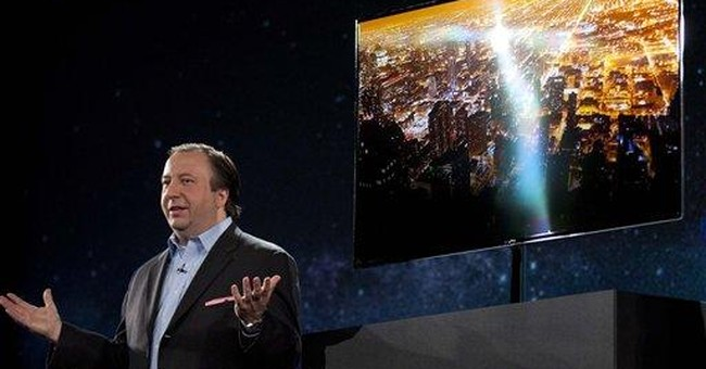Gadget Watch: 55-inch OLED TVs from Samsung and LG