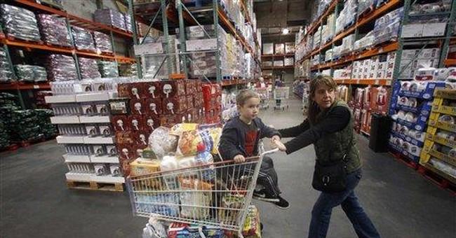Wholesale stockpiles rose slightly in November