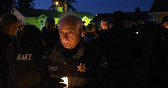 Thousands celebrate life of slain Wash. ranger
