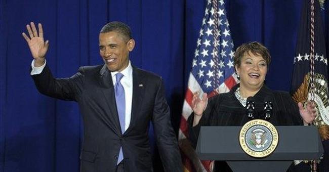 Obama praises 'vital' work of EPA