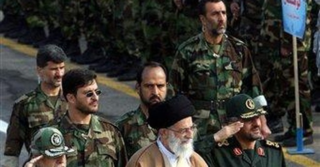 Iran's roar shows widening sway of military