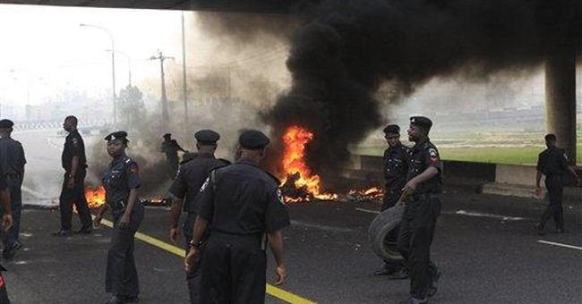 Rage in Nigeria strike fuels fears of unrest