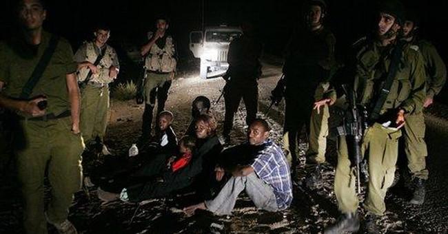 Israel OKs harsh penalties for illegal migrants
