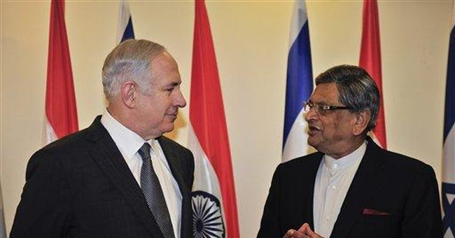 Indian official in Israel to cooperate on security
