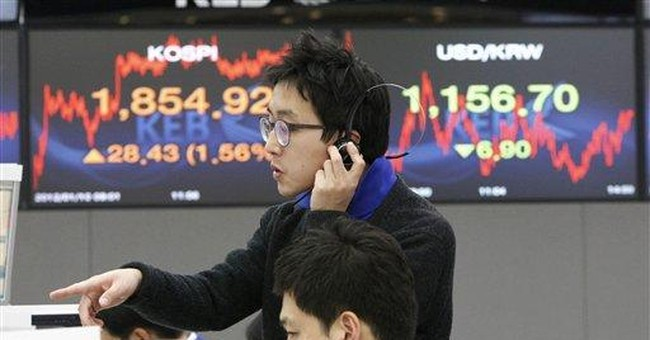 Markets rise on hopes for US growth, earnings
