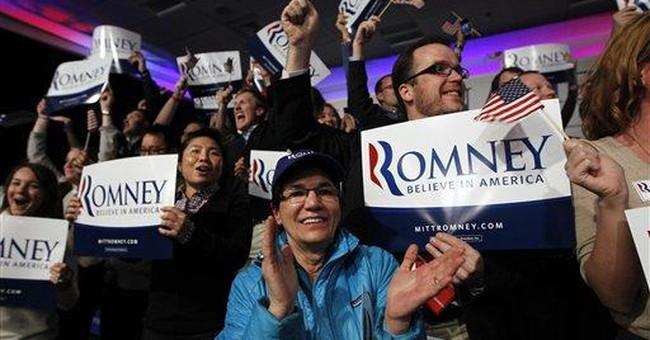 Romney broadens coalition in NH GOP primary win