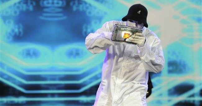 CES gadget show gets record number of exhibitors