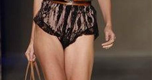 Sober Herchcovitch show open Rio fashion week
