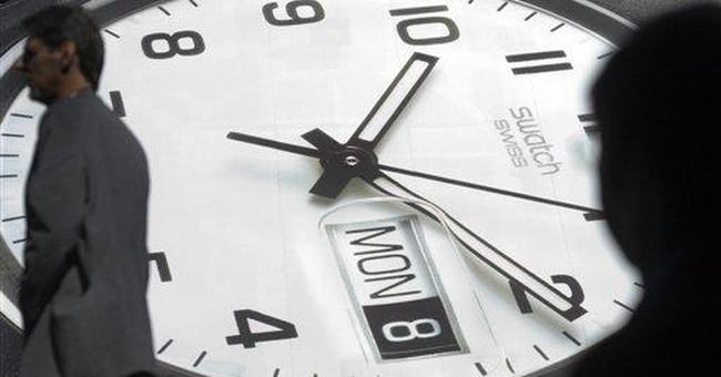 Swatch clocks record sales of $7.5 billion in 2011