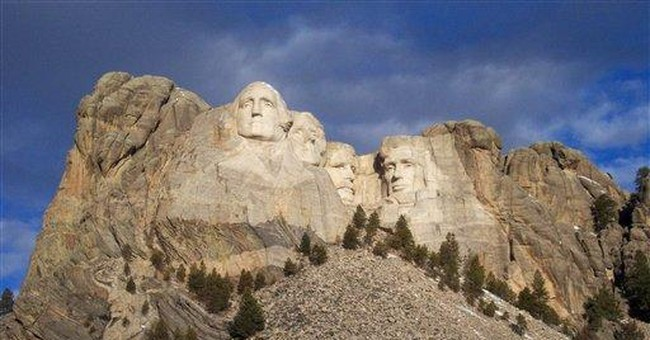 Touring Mount Rushmore's famous faces goes virtual