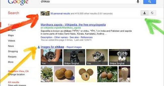Google search gets more personal, raises hackles
