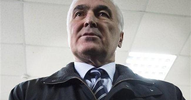 Ex-KGB boss wins prez election in South Ossetia
