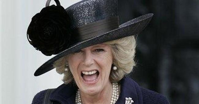 Queen Elizabeth II grants Camilla new honor