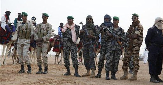 Mali junta leader doesn't want foreign forces