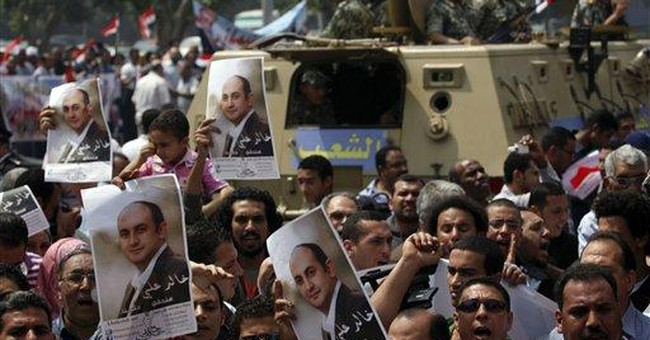 AP Interview: Islamist warns of 'new Mubarak'